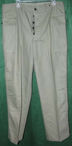 M1942 HBT Trousers