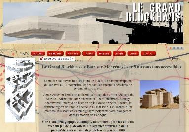 Le Grand Blockhaus de Batz-sur-Mer