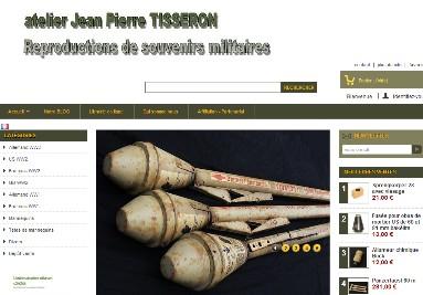 Atelier Tisseron - Reproductions de militaria